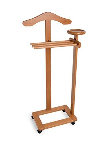 """Arredamenti Italia Herrendiener für Schlafzimmer ANTIMO, Holz - Farbe: Kirsche Holz AR-It il Cuore del Legno"""""""