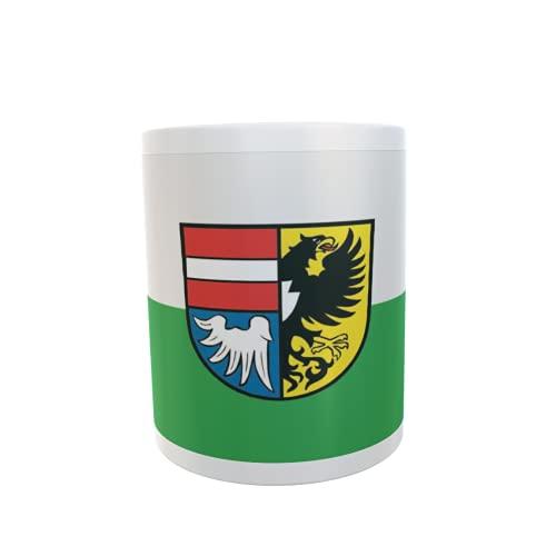 U24 Tasse Kaffeebecher Mug Cup Flagge Herbolzheim