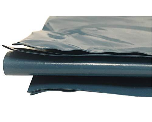 240 Liter Müllsack | reißfest Premium | 30 Stück gefaltet | Typ 011 | Abfall-Säcke XXL Abfallbeutel Müllsäcke | 90 μ | 1200x1350 mm | LDPE | perfekte Müllentsorgung Gewerbe Haushalt Baustellen Garten