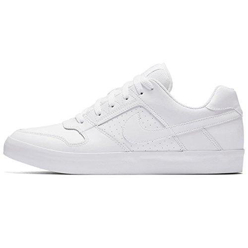 zapatillas de hombre blancas nike
