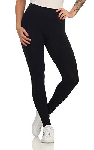 Only Onllive Love New Leggings Noos, Negro (Black Black), 40 para Mujer