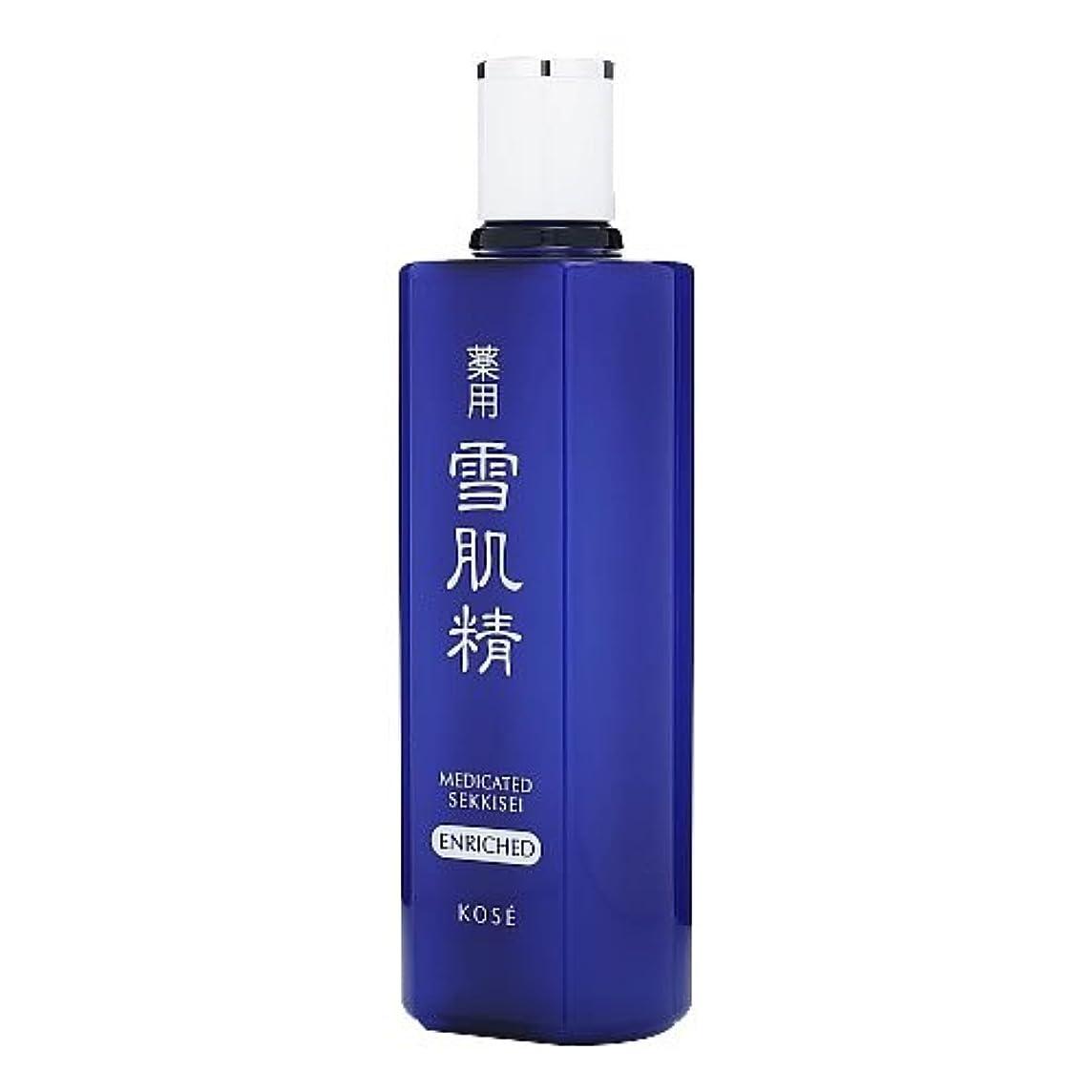 スカイ理容室コカインコーセー KOSE 薬用 雪肌精 エンリッチ 360ml [並行輸入品]
