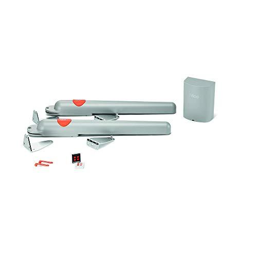 Nice Kit motorisation pour Portail battant Aria 200 Gris