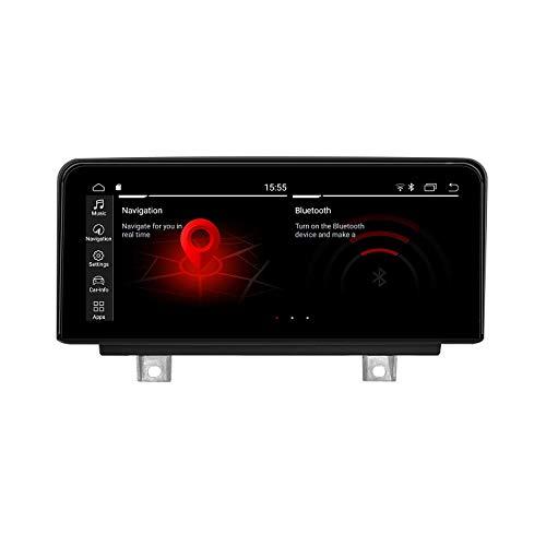 JIBO Android 10.0 Estéreo GPS Navegación Multimedia Jugador por B M W 3/4 Serie M3 2013-2016 NBT Auto Cabeza Unidad 10,25' Tocar Pantalla 4G WiFi Bluetooth Auto Radio Video Receptor