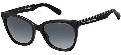 Marc Jacobs Gafas de Sol MARC 500/S Black/Grey Shaded 54/19/145 mujer