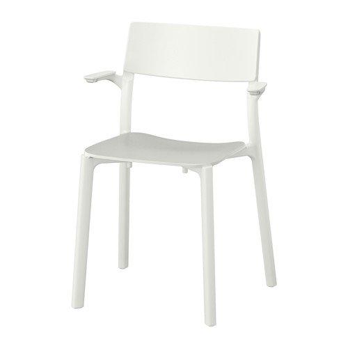 Ikea Sessel weiß