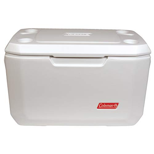 Coleman Coastal Xtreme Series Marine Portable Cooler , White, 120 Quart