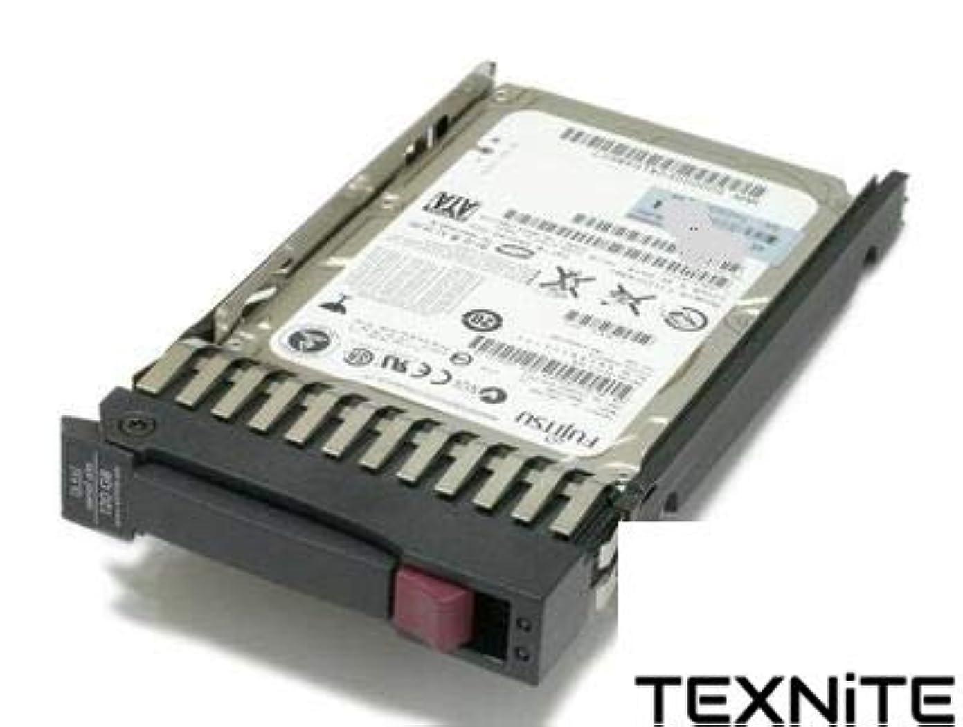 再編成する熱帯のズームインするTexnite 726480-001 V2 HP 1.2TB 2.5インチ SFF SAS 6Gb/s 10K RPM エンタープライズ (ENT) デュアルポート (DP) ホットプラグハードドライブ Hp 726480-001用