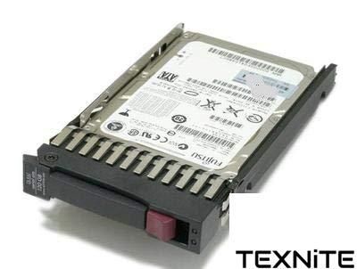 Texnite 876939-002 - Hard disk da 2,4TB SFF SAS 12Gb/s 10K RPM 512e Enterprise (ENT) con firma digitale (DS) per Hp 876939-002