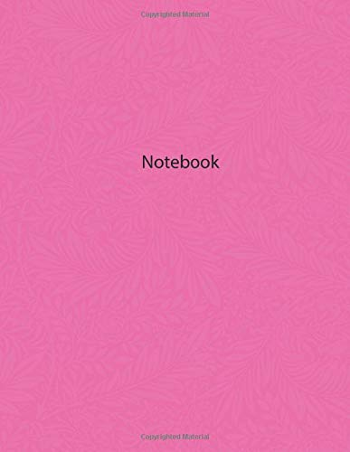 NOTEBOOK:pretty lined paper best notebooks for university,soft cover,120 pages a4(8.5 × 11) inches(cute notebooks for school,lined journal,lined notebook)