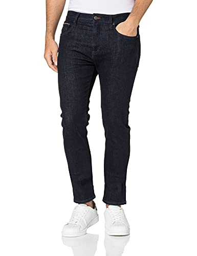 Tommy Hilfiger Herren CORE Bleecker Slim Jeans, Ohio Rinse, W36 / L36