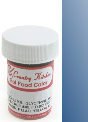 Navy Blue Food Paste Coloring
