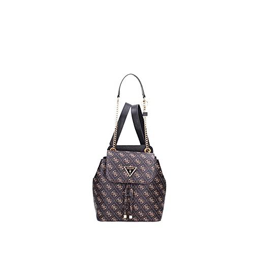 Guess Damen Cordelia Luxury, Brown Logo, Einheitsgröße