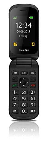Bea-fon Großtastentelefon SL470 schwarz