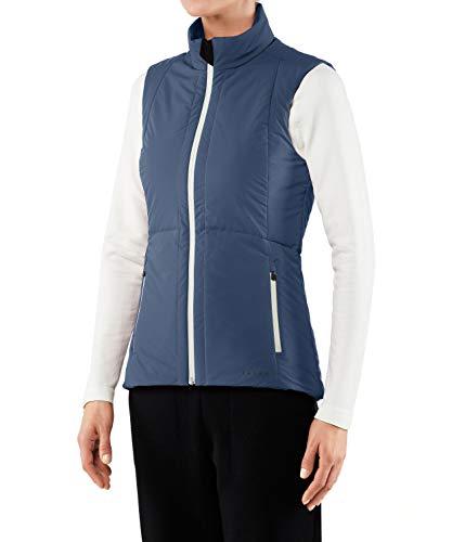 FALKE Damen Weste Caro, Sport Performance Material, 1 Stück, Blau (Capitain 6751), Größe: XL