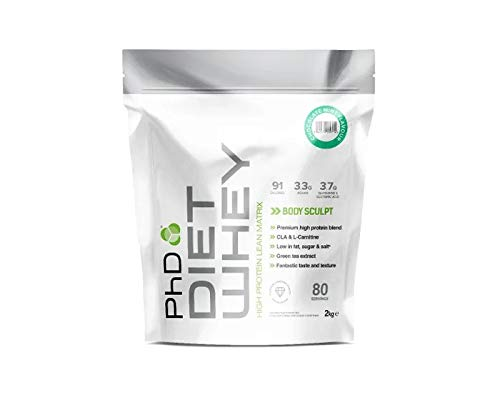 PhD Diet Whey (4, lb) Chocolate Mint, 1 Units