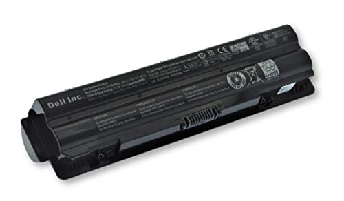 Dell Computer 90 WHr 9 Cell Lithium-Ion Battery for Dell XPS 14 (L401X)/15 (L501X)/15 (L502X)/17 (L701X)/L702X Laptops (61YD0)