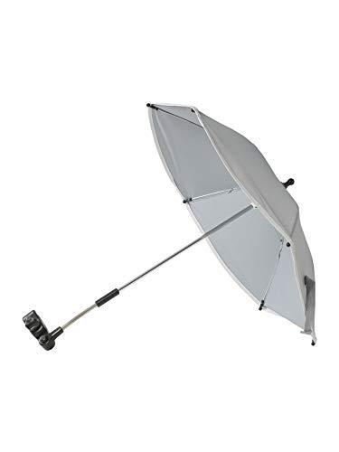 VERTBAUDET Universal-Sonnenschirm für Kinderwagen grau ONE SIZE