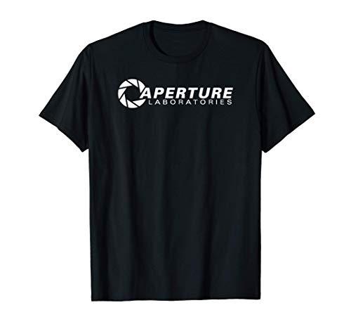 Portal 2 'Aperture Lab Logo' t-shirt - PTL064 T-Shirt