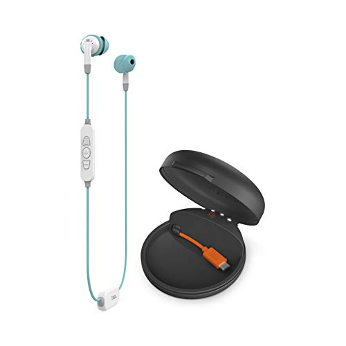 JBL Inspire 700 - Auriculares con Micrófono (Binaurale, Dentro De Oído, Turquesa, Control En Línea, Inalámbrico, Intraaural)