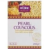 Tres paquetes de AlFez Pearl Couscous 200g
