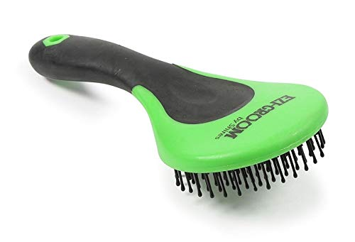 Shires Ezi Groom Mane And Tail Brush One Size Lime Green