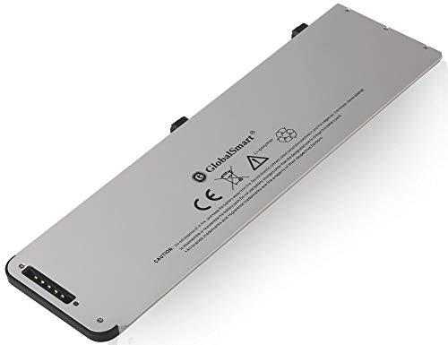 Globalsmart Batería para portátil Alta Capacidad para Apple A1281 6 Celdas Plata