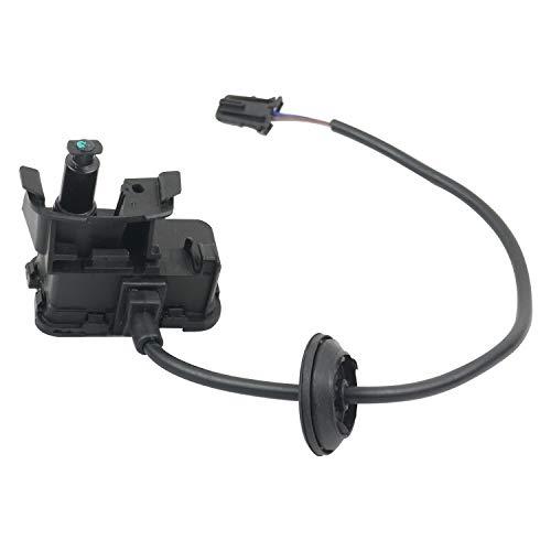NICEKE Tankdeckel mit Verriegelung für Stellmotor 5C6810773 746-403