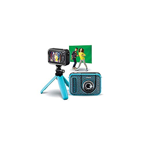 Vtech Kidizoom Video Studio HD, multifunktionale HD-Kamera, spezielle Effekte, Trucages