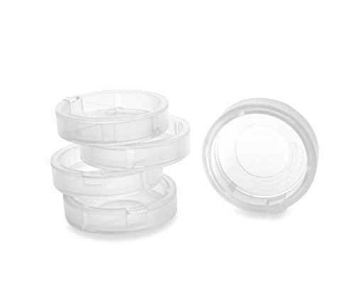 Buy-Baby Kidkusion Clearly Safe Cache-boutons Verrouille, Lot de 5