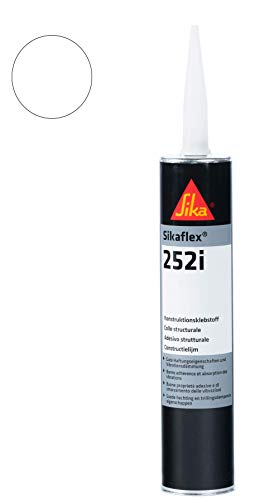 Sikaflex 252i Konstruktionsklebstoff 300 ml weiß