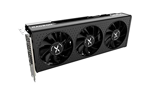 XFX Speedster QICK308 Radeon RX 6600 XT - Scheda video da gioco con 8 GB GDDR6 HDMI 3xDP, AMD RDNA 2 (RX-66XT8LBDQ)