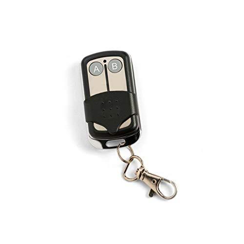 Compatibile Universale Gibidi Open Tmq 433RF Sostituzione Telecomando Keyfob cancello garage Clone 433MHz codice fisso