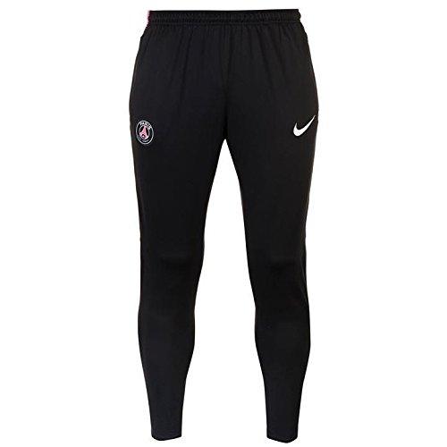 Nike Kinder Paris Saint-Germain Dry Squad Hose, Black/Hyper Pink/White, M