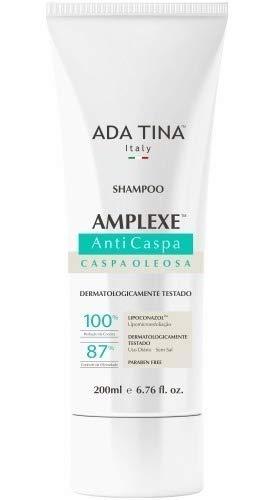 Amplexe Caspa Oleosa Ada Tina - Shampoo Anticaspa 200ml