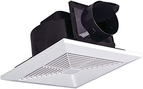 Extractor de aire del ventilador del ventilador del ventilador de ventilación del ventilador del habitáculo 20x20 baño higiénico techo tipo tubo de ventilación del ventilador que cuelga del hogar 829