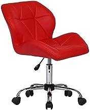 Nowe krzesła, domowe krzesła komputerowe, rozkładane i obrotowe krzesła biurowe ze skóry PU, kuchenne krzesła barowe, krze...