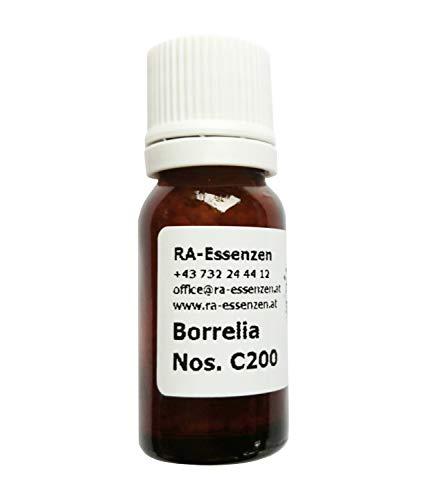 Borrelia Nos. C200, 10g Bio-Globuli, radionisch informiert - in Apothekenqualität