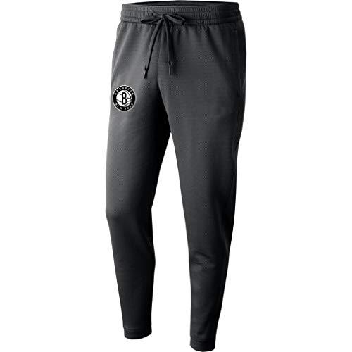 Voor mannen joggingbroek NBA Brooklyn Nets atletiek trainingsbroek casual comfortabel losse teamlogo enkel gebonden broek voor de jeugd