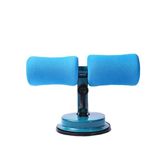 Sit Up-übungs-stab Sit Up Stand Home Gym Gerät Sit Up Bars Bauchmuskeltraining Multi-funktions-abdominal- Prüfverfahren 1pc Blau Stand