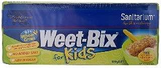 Sanitarium, Weet-Bix for Kids, Breakfast Cereal, 375 g