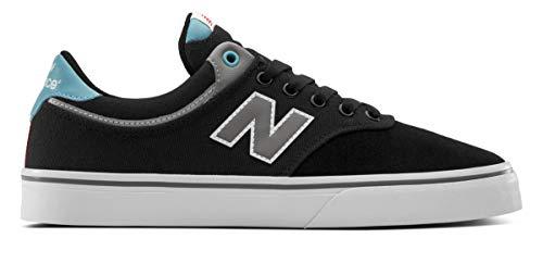 New Balance Numeric 255 Black/Blue Men's 9.5, Women's 11