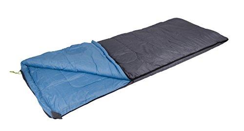 CAMP GEAR CA Comfort slaapzak, grijs, XL