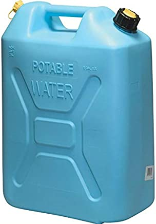 Scepter 5 Gallon Water Container, High-Density Polyethylene
