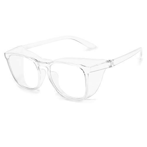 Bias&Belief Gafas de Bloqueo de luz Azul Gafas para Juegos de computadora Gafas Anti-Fatiga Ocular para Mujeres y Hombres Marco de anteojos para Gafas,B