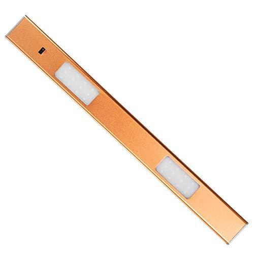 Schrank Nachtlicht 40CM Smart Hand Sweep Schalter Nachtlicht LED Induktion Kleiderschrank Licht Schuhschrank Licht Schrank Licht Stehlampe,Warmlight