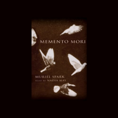 Memento Mori audiobook cover art