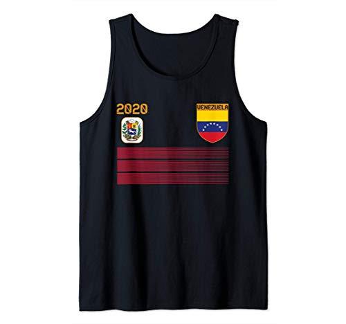 Maglia da calcio Venezuela 2020 Venezuela Soccer Canotta