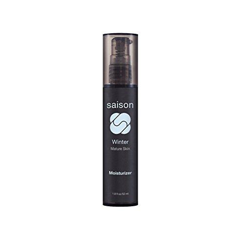 Saison Winter Moisturizer | Organic, Natural, Vegan & Cruelty Free Beauty | Good for Mature Skin