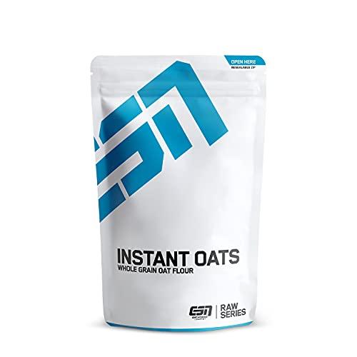 ESN Instant Oats, 4kg - hochwertiges Hafervollkornmehl